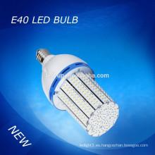 Lámparas LED de alta luminosidad 20W E40 LED maíz bombillas