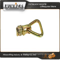 Oval / Triangle / Buckle track 6000LBS snap lock fitting