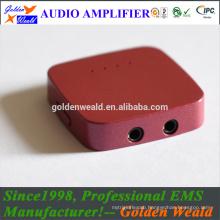 3.5mm headphone amplifier headphone amplifier rechargeable battery amplifier