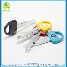 2015 venda superior forma chave bola caneta/carro chave caneta/dom bola caneta promocional