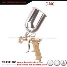 Hot Sale High Pressure Spray Gun with rubber handel E-70G