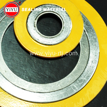 Flange Spiral Gasket with IR and OR