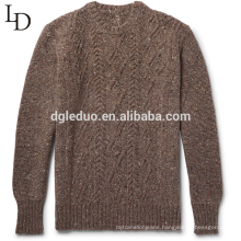 Latest sweater designs 100% cotton oversized cardigan sweater for men