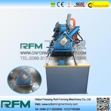 FX light gauge steel framing channel rolling machine