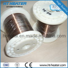 Fil électrique résistant au nickel en cuivre sans fil 6j12