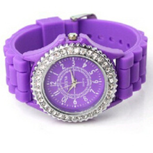 2016 Custom Slap Silicon Watch for Promotion