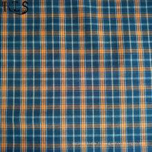 Tissu 100% tissé teint par fil de poplin de coton Rlsc40-44