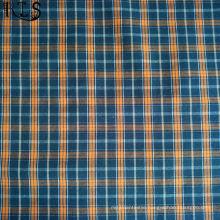 100% Cotton Poplin Woven Yarn Dyed Fabric Rlsc40-44