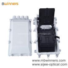 Boîte de jonction à fibre optique étanche avec accès universel jusqu'à 256 FO