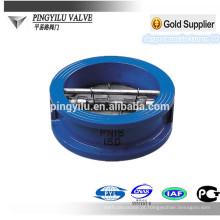 Ferro cinzento pressão baixa válvula de verificação de ar cf8m made in china
