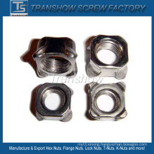 DIN928 M6-M24 Carbon Steel Square Weld Nut
