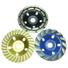 Cold Pressed Diamond Cup Grinding Wheel for Concrete&Stone