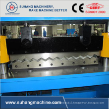 Seam Locked Roofing Panel Roll Forming Machine