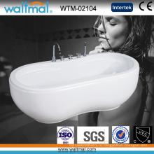 Арахисовое Формы Cupc Одобрили Качество Акриловая Freestanding Ванна