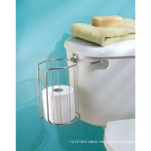 Interdesign Classico Over-The-Tank Toilet Paper 2 Roll Holder