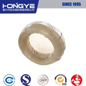 High Quality 18 Gauge Spring Steel Wire