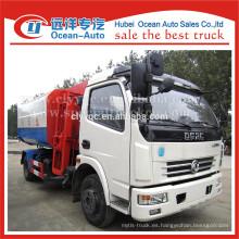 DFAC 2015 nuevo estado auto-carga y descarga camión de basura