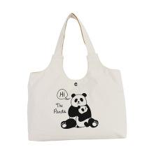 Nette Panda Einkaufstasche Schulter Handtasche Einkaufstaschen