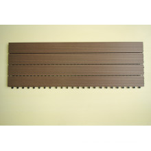 Rutschfeste HDPE Composite Deck Fliesen Anti-Crack Sauna Board