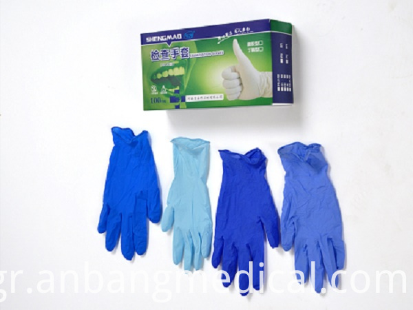 Polyethylene Examination Glove