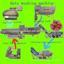 Máquina de lavar / máquina de lavar roupa horizontal de fluxo mista