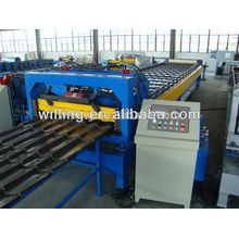 Cold Step Tile Roofing Roll Forming Machine