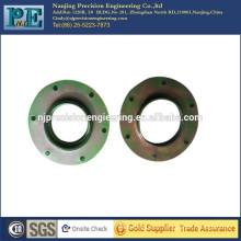 Kundenspezifische Stahllegierungsmontage Distanzscheibe mit Löchern
