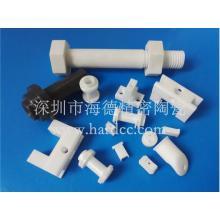piezas de cerámica de circonia