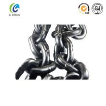 NACM96 G70 cadena de enlace de transporte galvanizado eléctrico