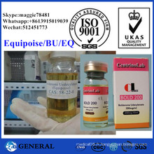 Steroides intramusculaires Boldenone Undecylenate Hormone Liquid EQ Equipoise CAS: 13103-34-9