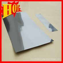0.3mm Thickness Titanium Plate in Stock