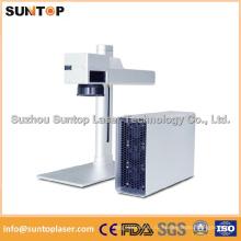 Керамическая машина маркировки лазера / машина маркировки лазера волокна