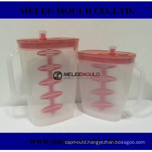 Plastic Water Jug with Mixer Mould