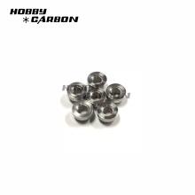 M3 Press Lock Nuts for Mini Quadframe, Aluminum lock Nuts