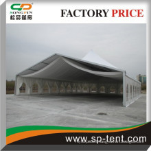 Pagoda wedding/event/party/garden/trade show combined tent/marquee/canopies