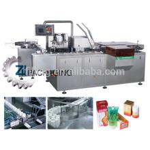 Caja horizontal Cartoning Machine DZH-120