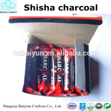 el carbón de leña shisha / la fabricación suministra el mejor carbón para la cachimba