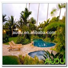 Antorcha de bambú al aire libre natural de la antorcha de bambú de Audu los 90cm / antorchas de bambú del tiki