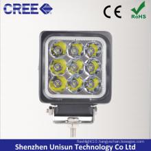 4inch 12V 27W CREE LED Flood Spot Work Light