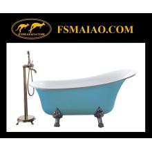 Antique acrílico clássico banheira autônoma (BA-8306)