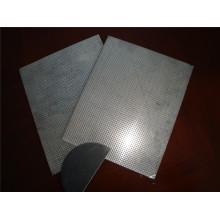 Feuilles de graphite flexibles de haute qualité avec tanged