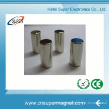 Aimants cylindriques forts de bon prix