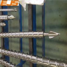 Parafusos de alta qualidade único barril para máquina de moldagem por injeção