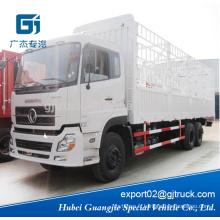 Camion de cargaison de 10 tonnes Dongfeng 6x4