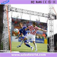 Р6 напольный fullcolor прокат-литье светодиодный дисплей панели Производитель Китай