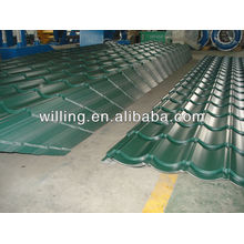 color corrugated steel roofing sheet