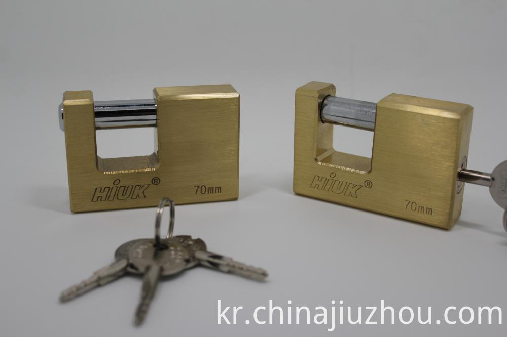 High Quality Rectangle Lock