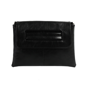 Dames PU leder grote enveloptassen Clutch Bag