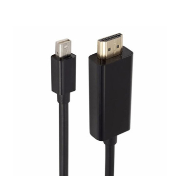 Cavo HDMI maschio a Mini Displayport con calotta in ABS
