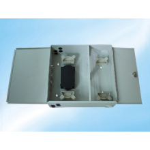 48cores Indoor Wall Type Fiber Optic Distribution Frame for Telecommunications Subscriber Loop